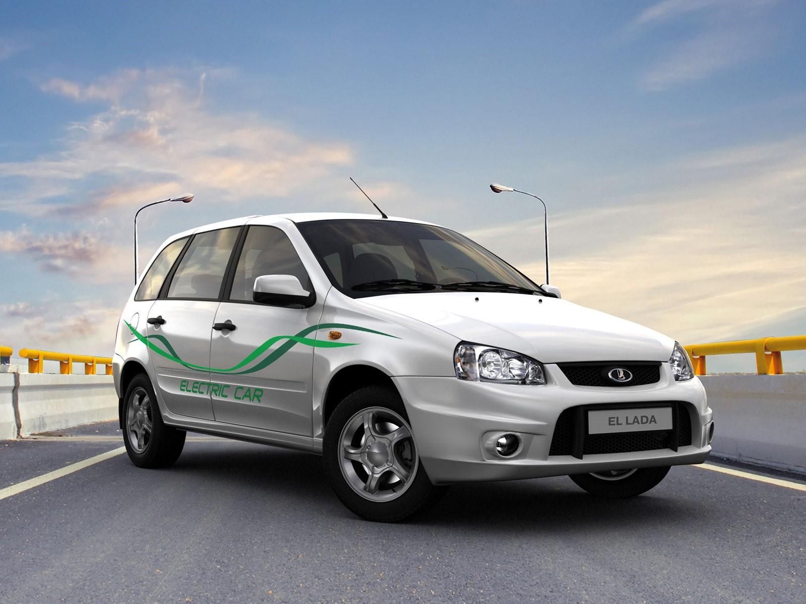Теперь любой россиянин может купить электромобиль по доступной цене - El Lada