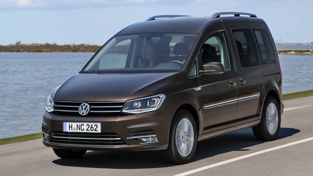 Volkswagen Caddy Highline '2015–н.в.