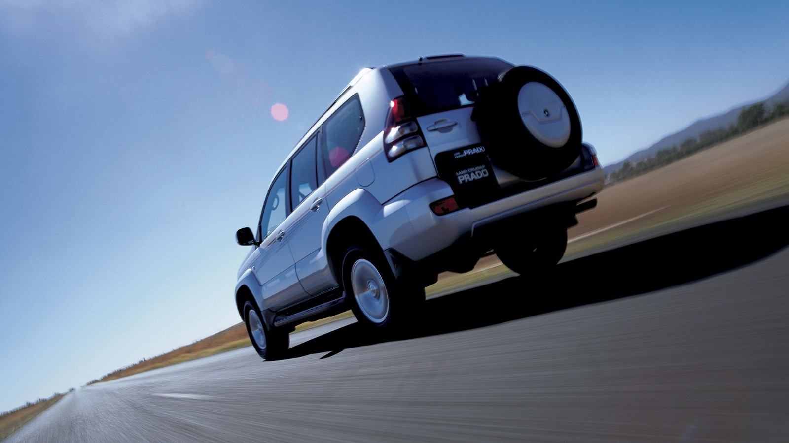 Toyota Land Cruiser Prado 5-door (J120W) '2002–09