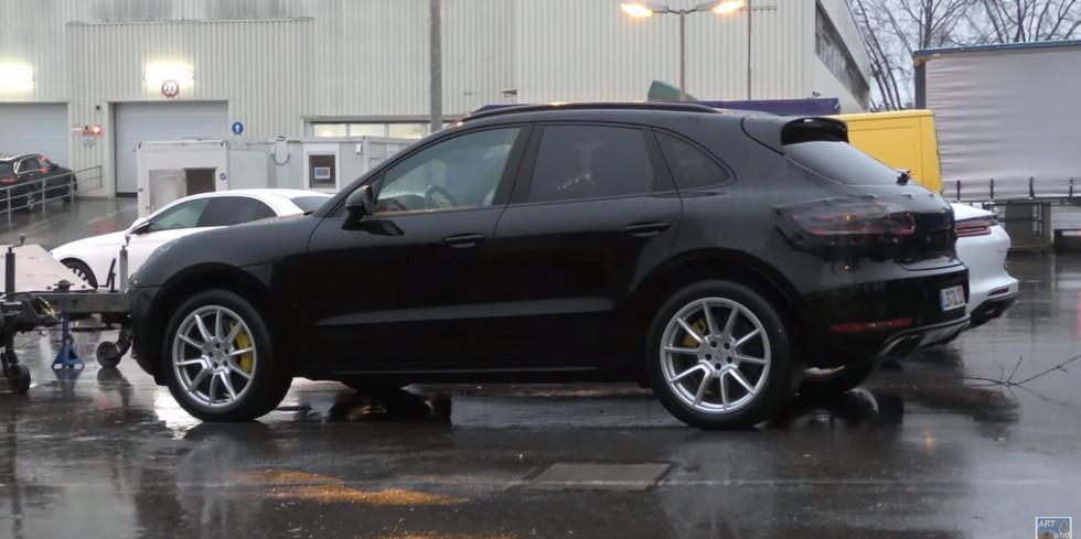 Porsche Macan 2018 2
