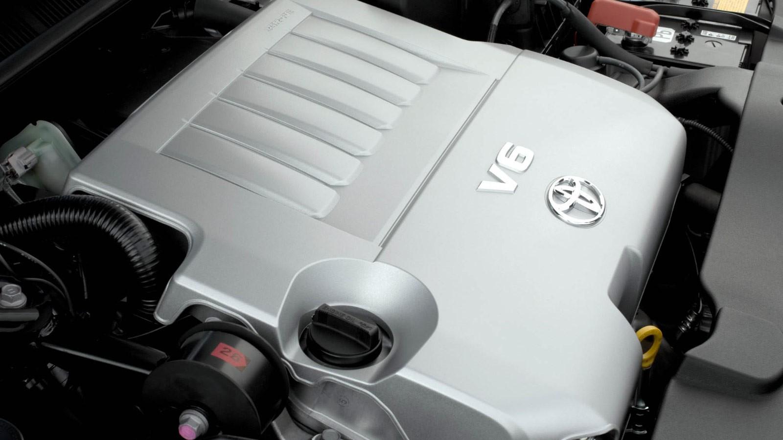 Toyota Camry (XV40) '2009–11