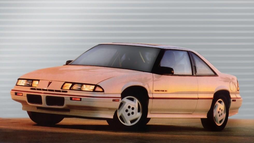 Pontiac Grand Prix SE Coupe '01.1988–91