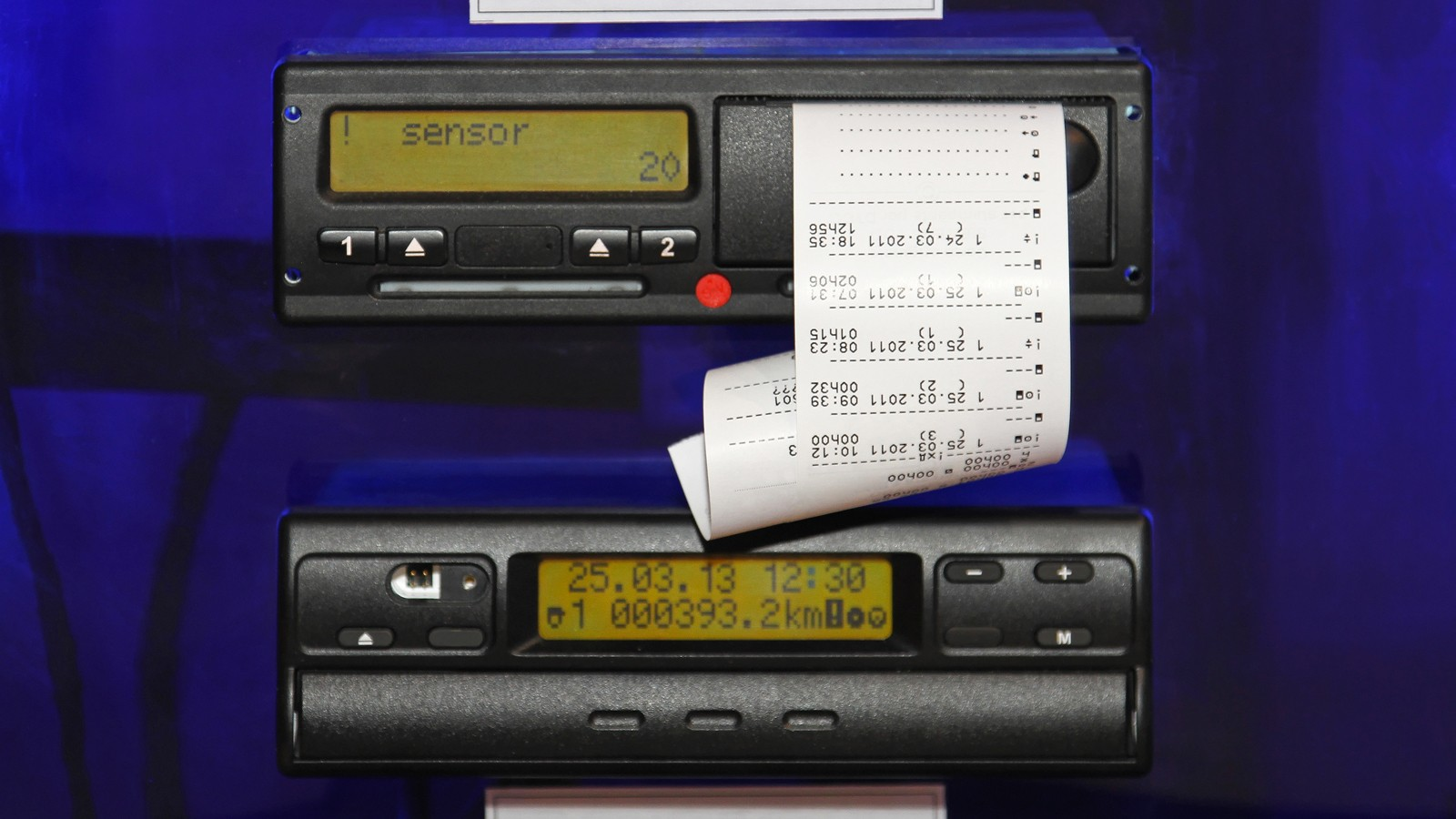 Digital Tachograph