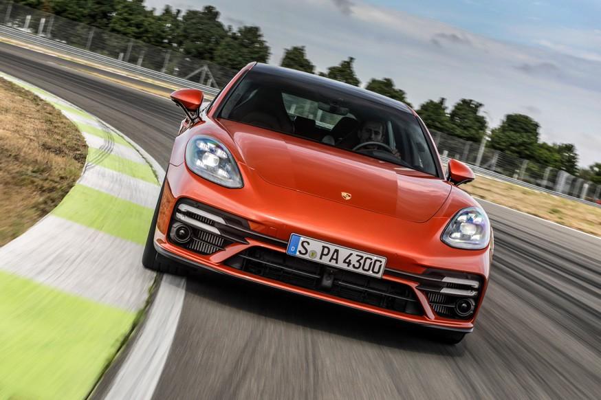 Porsche рассекретил посвежевшую Panamera новая версия Turbo S развивает 630 л.с