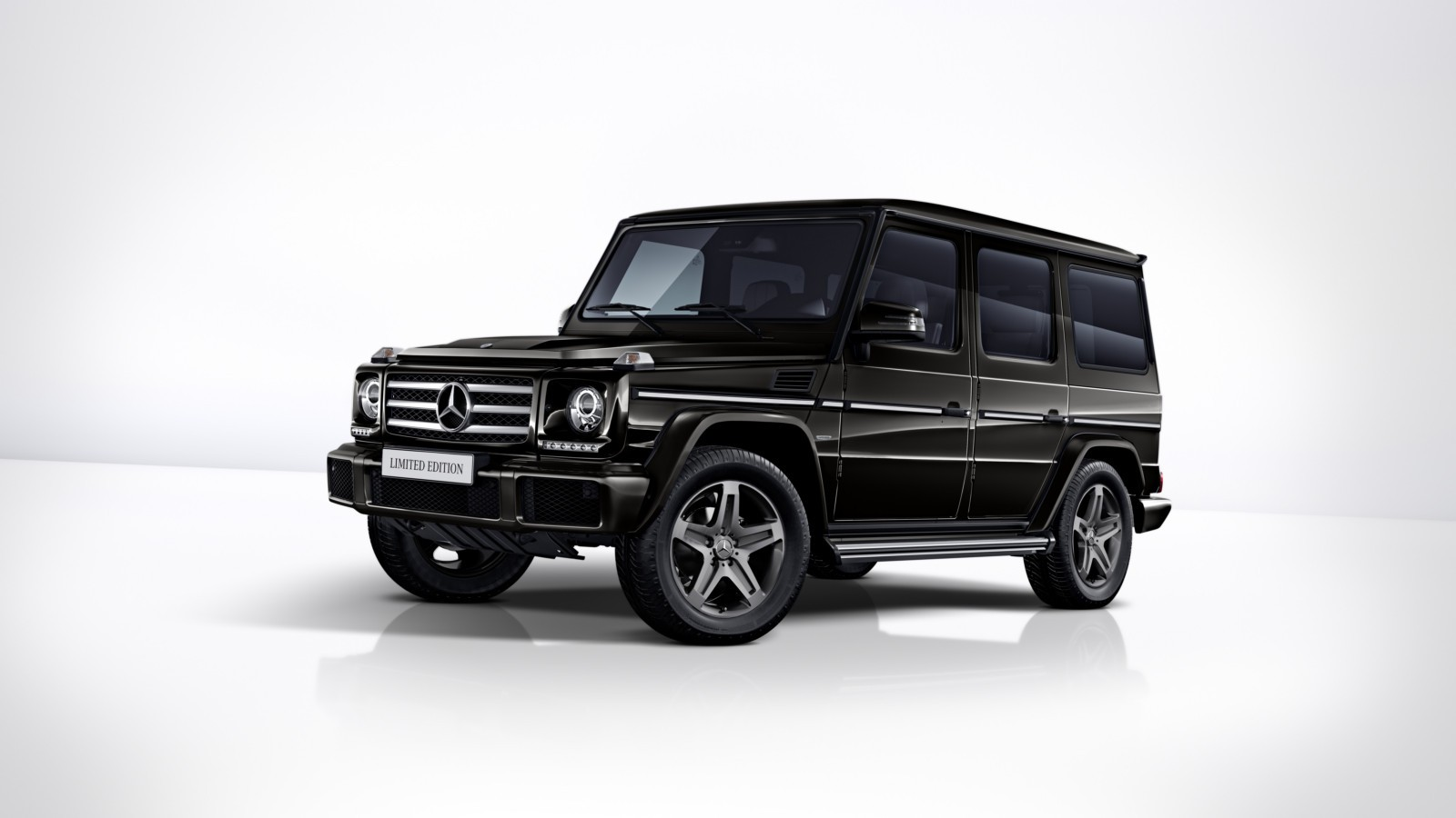 Mercedes-Benz G 350 d Limited Edition, 2017