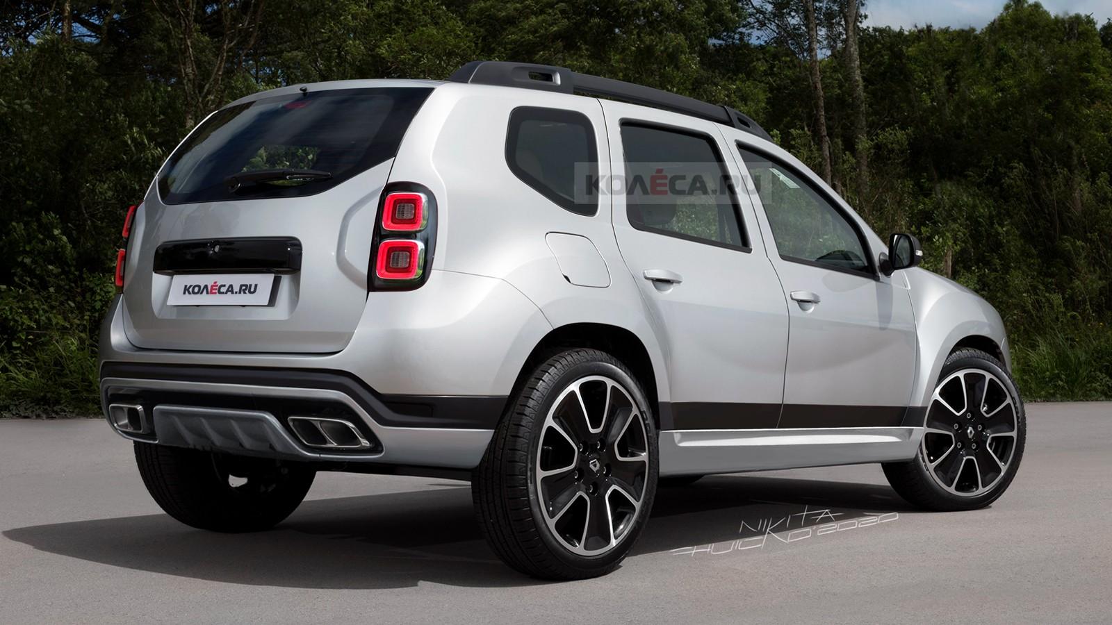 Дерзкий бюджетник: Renault Duster в премиальном тюнинге