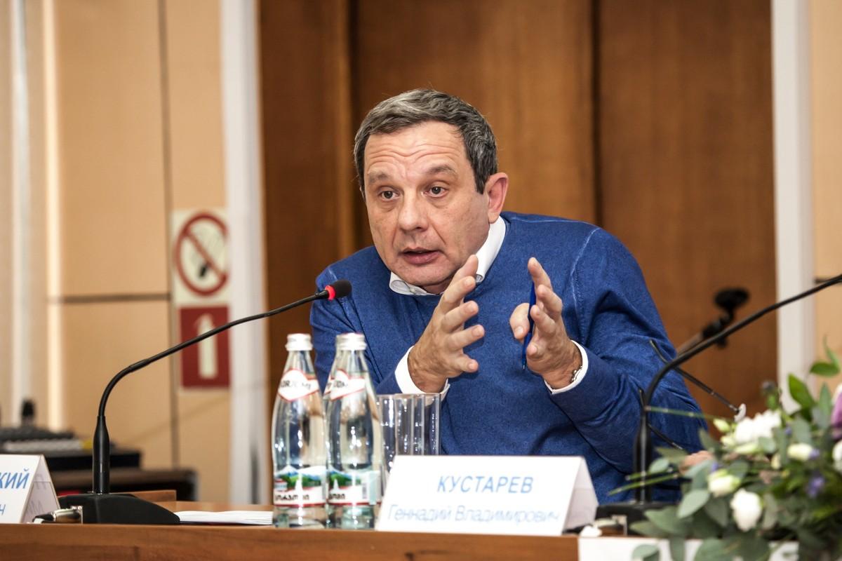 Михаил Подорожанский, главный редактор газеты