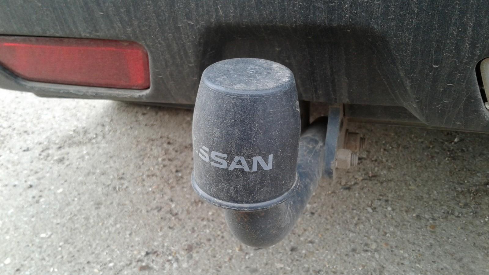 Nissan X-Trail II фаркоп