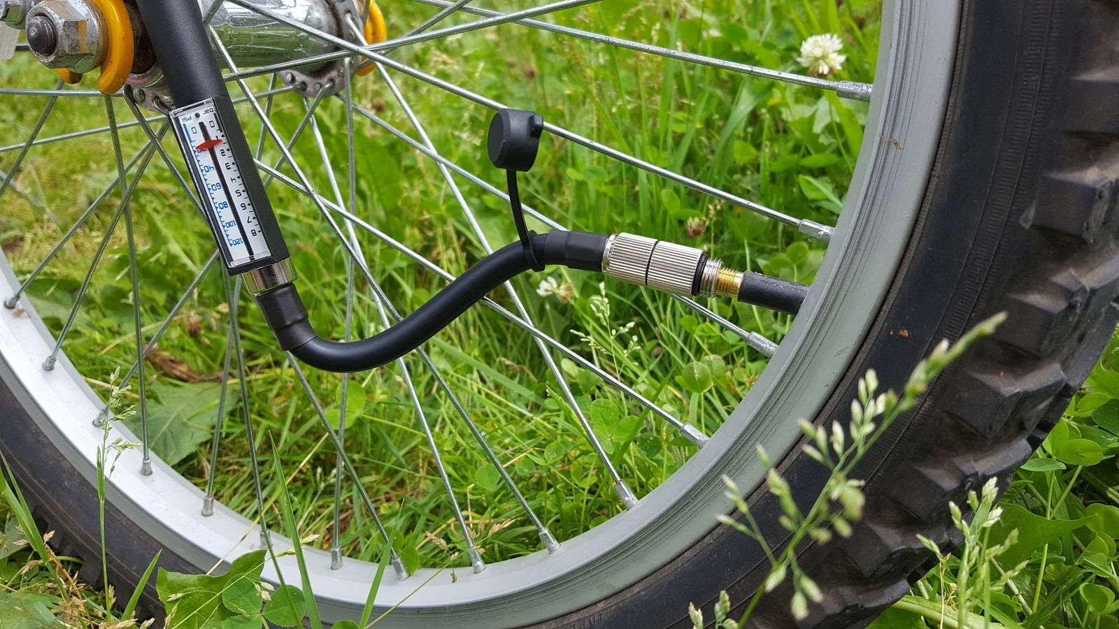 мото-вело-насоса BERKUT VL-1000 010