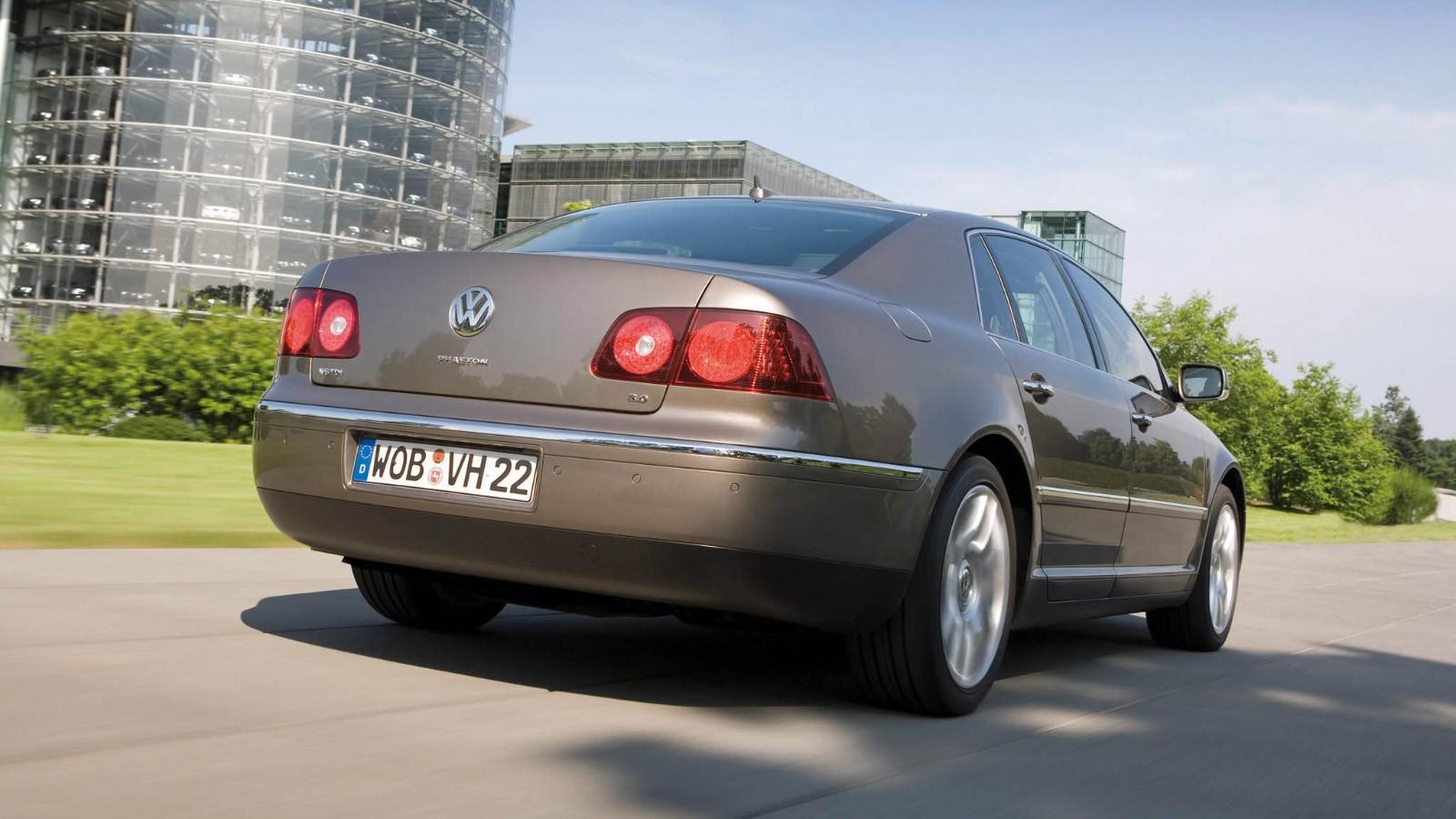 Volkswagen Phaeton '2007–10