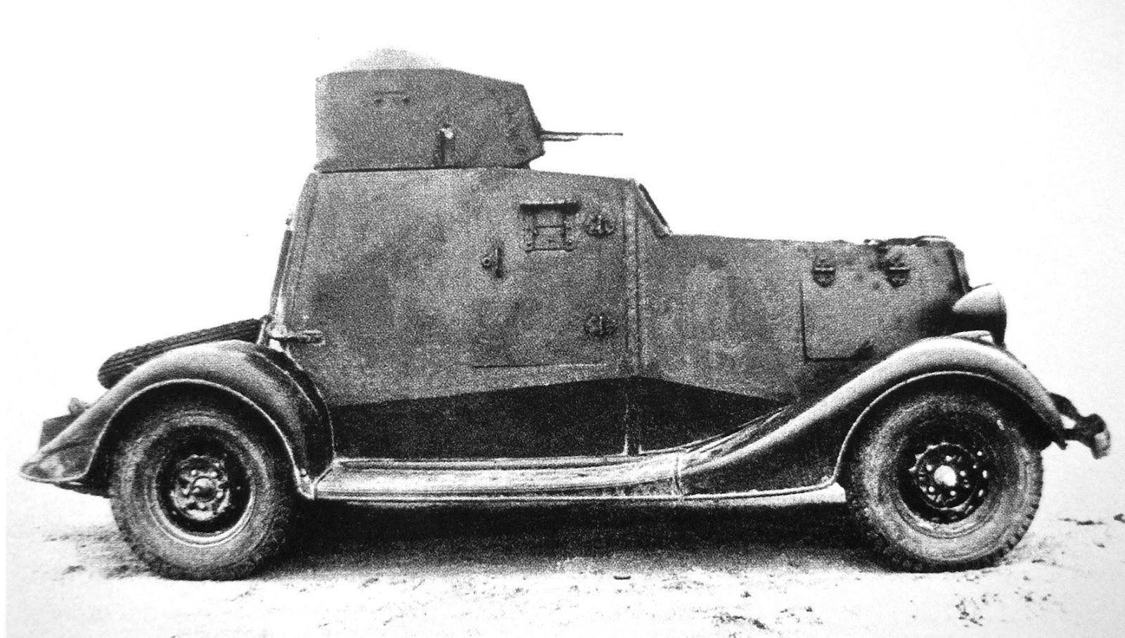 армейские легковушки СССР 19