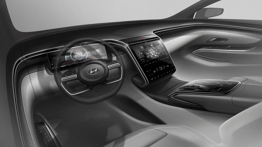 В преддверии премьеры кроссовера: Hyundai показала следующий Tucson на новых видео