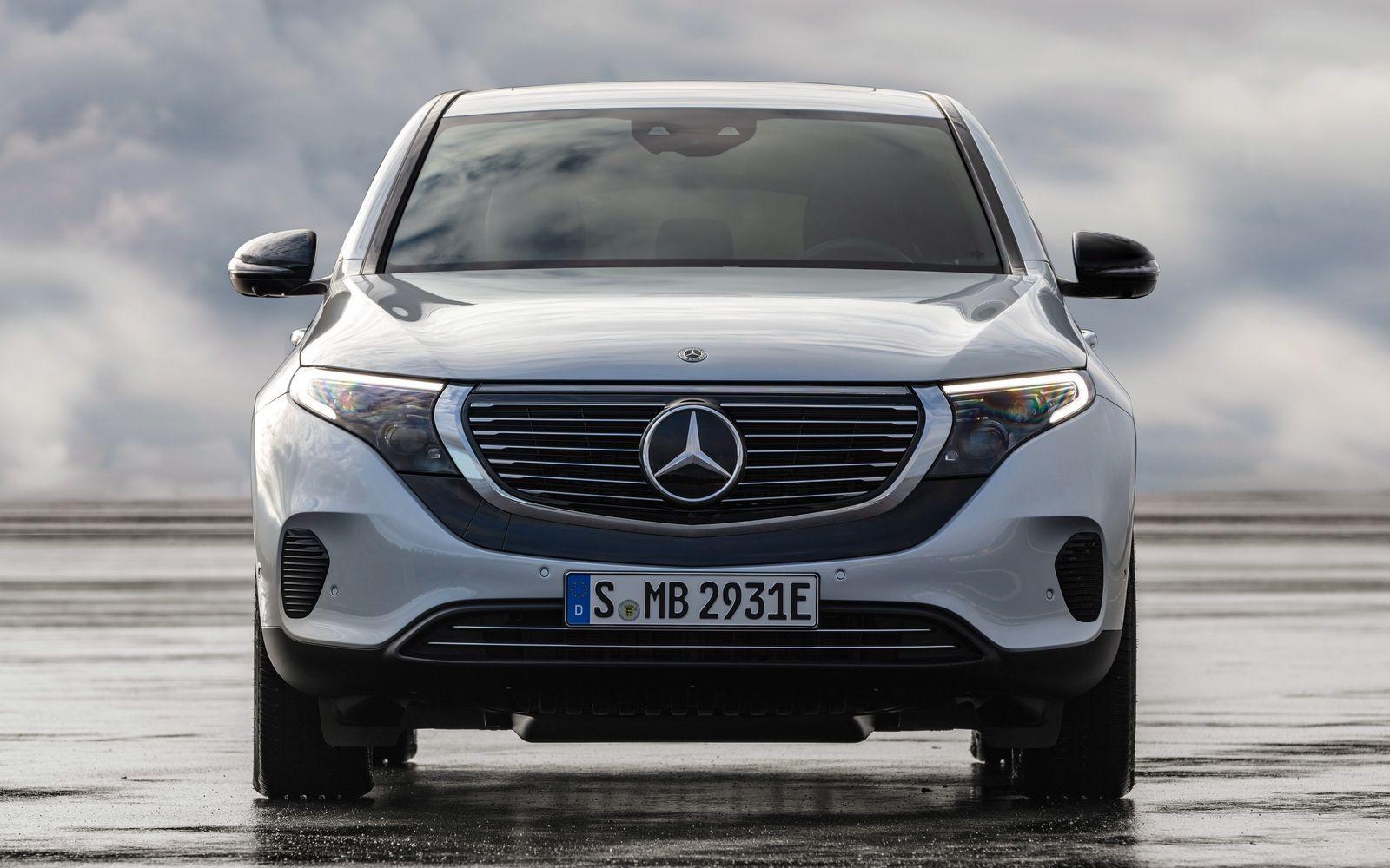 Der neue Mercedes-Benz EQC — der erste Mercedes-Benz der Produkt