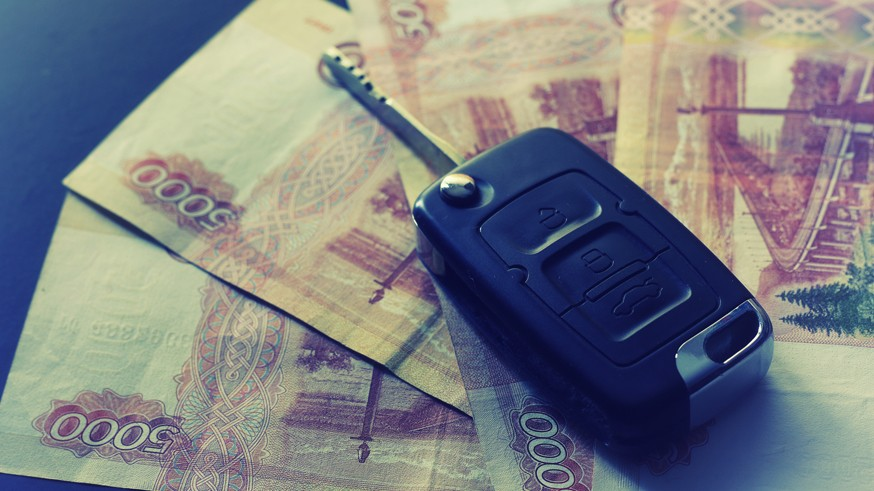 Money key gift