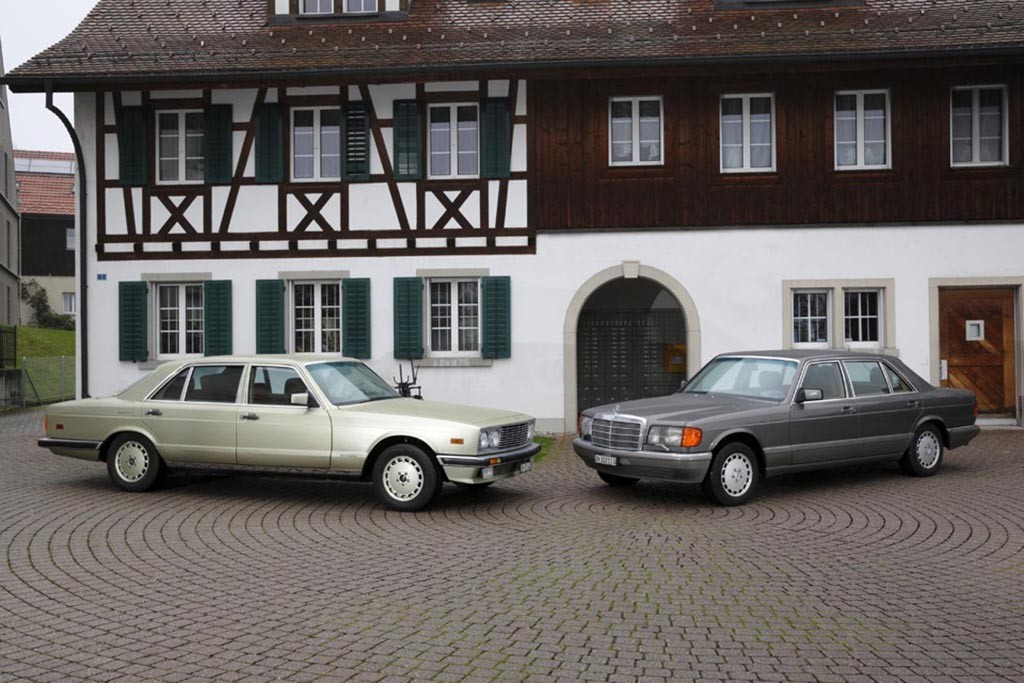 Формула-1, швейцарский Range Rover и переделанный Mercedes: история забытой марки Monteverdi