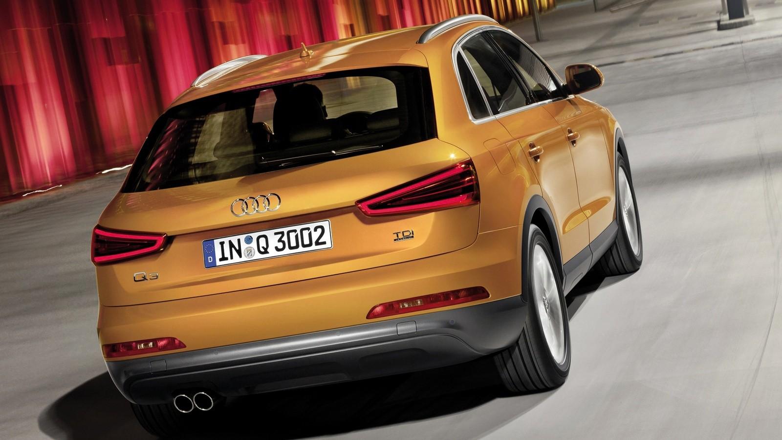 Audi Q3 2.0 TDI quattro (8U) '2011–15хэ