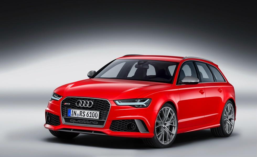 Audi RS 6 Avant 2017