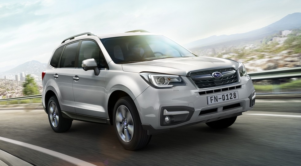 Экстерьер Subaru Forester 2018 MY (127898)