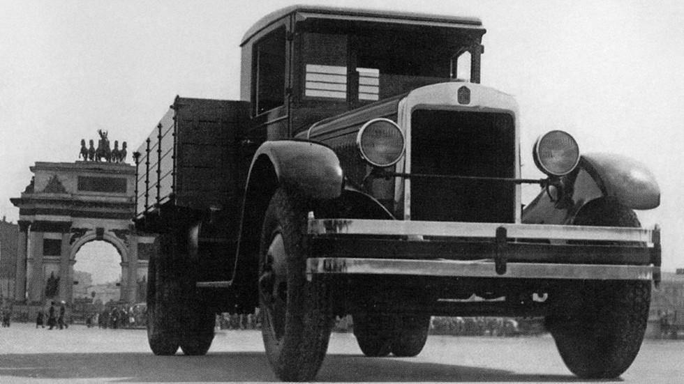 На фото: ЗиС-5 '1933–41