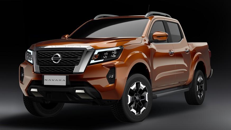 Nissan обновил пикап Navara: дизайн в стиле Titan и другой дизель