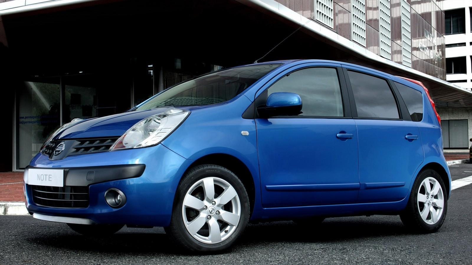 Nissan Note (E11) '2005–09
