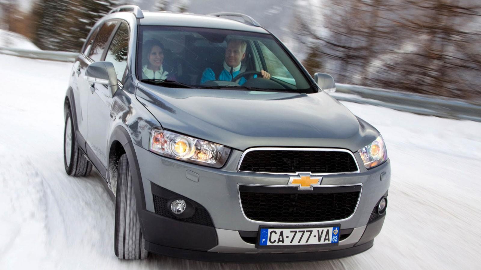 Chevrolet Captiva '2006–16