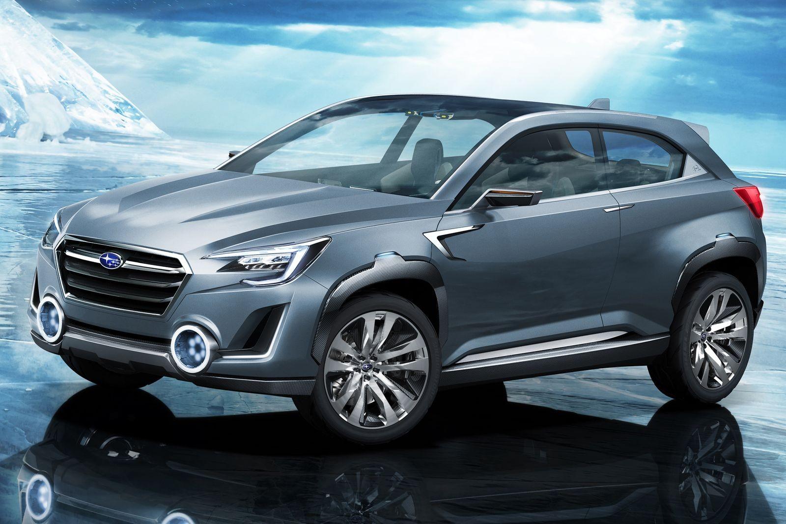 Subaru Viziv-2 Concept 2014 года