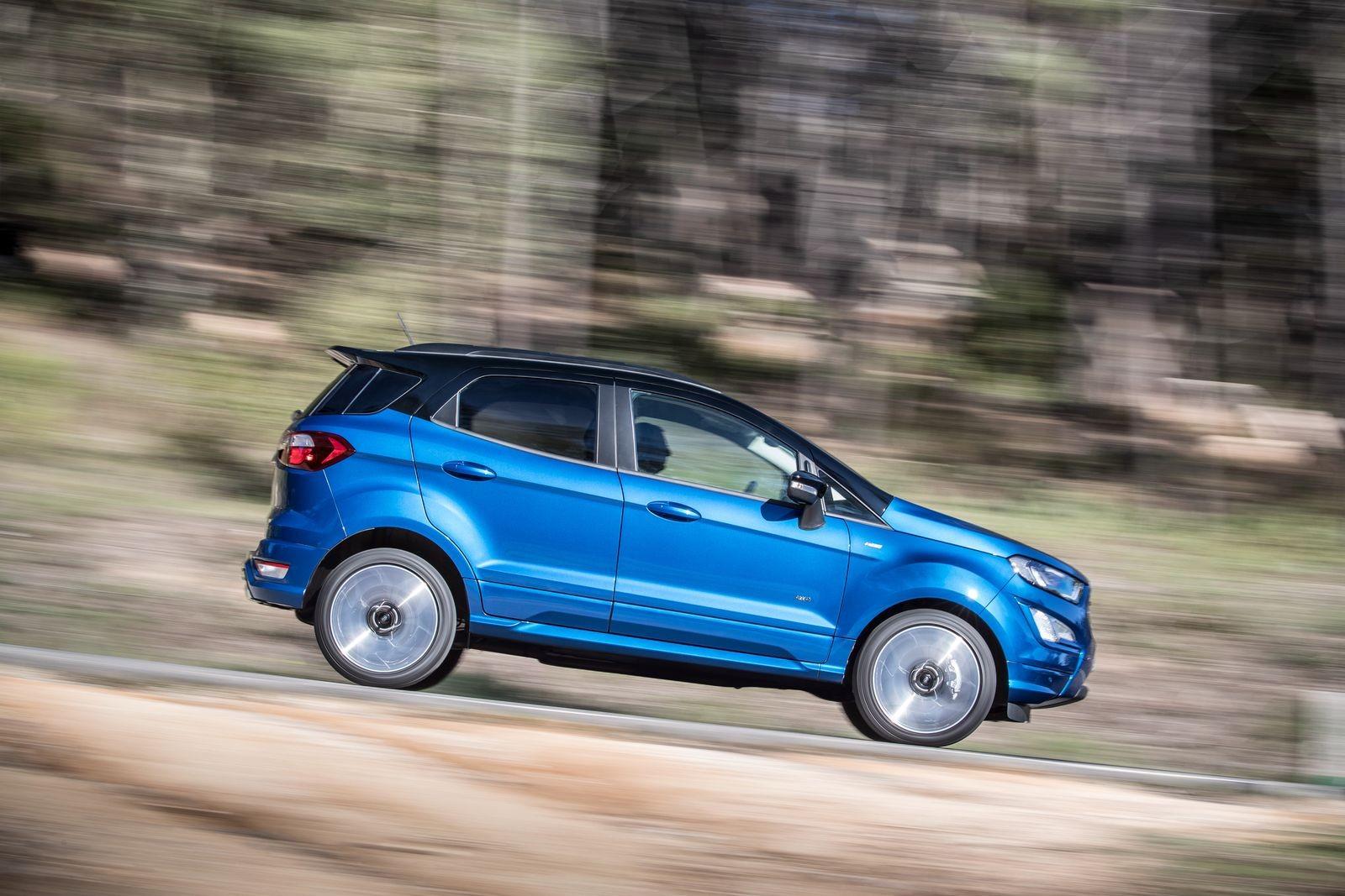 5 причин покупать и не покупать Ford EcoSport