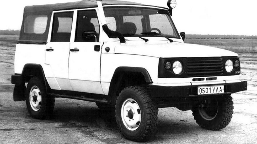 Утилитарный УАЗ-3172