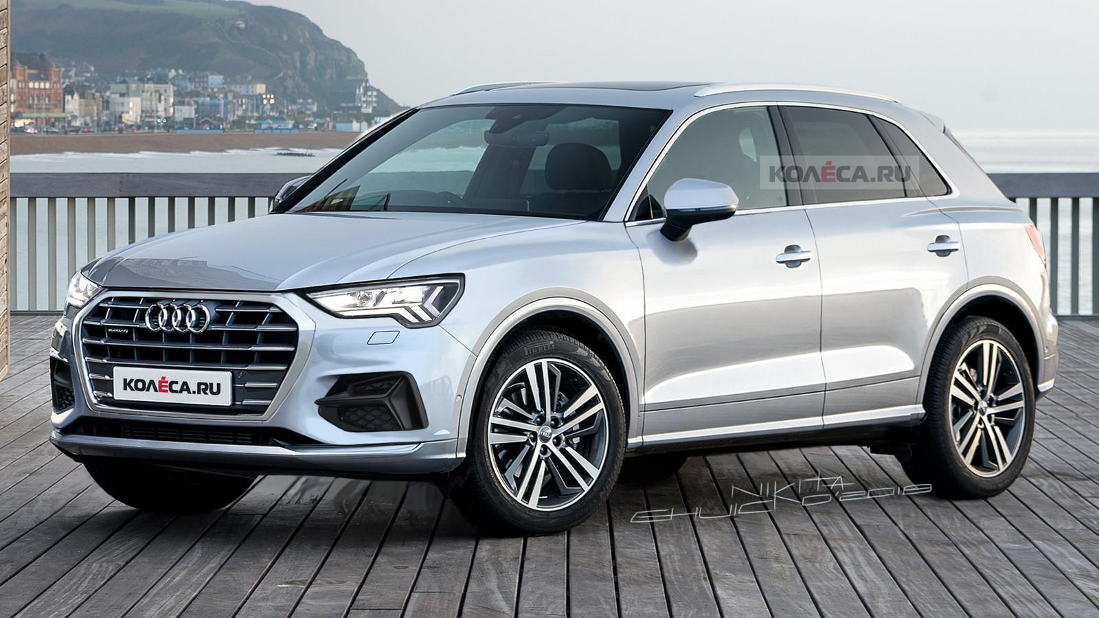 Audi Q3 front2