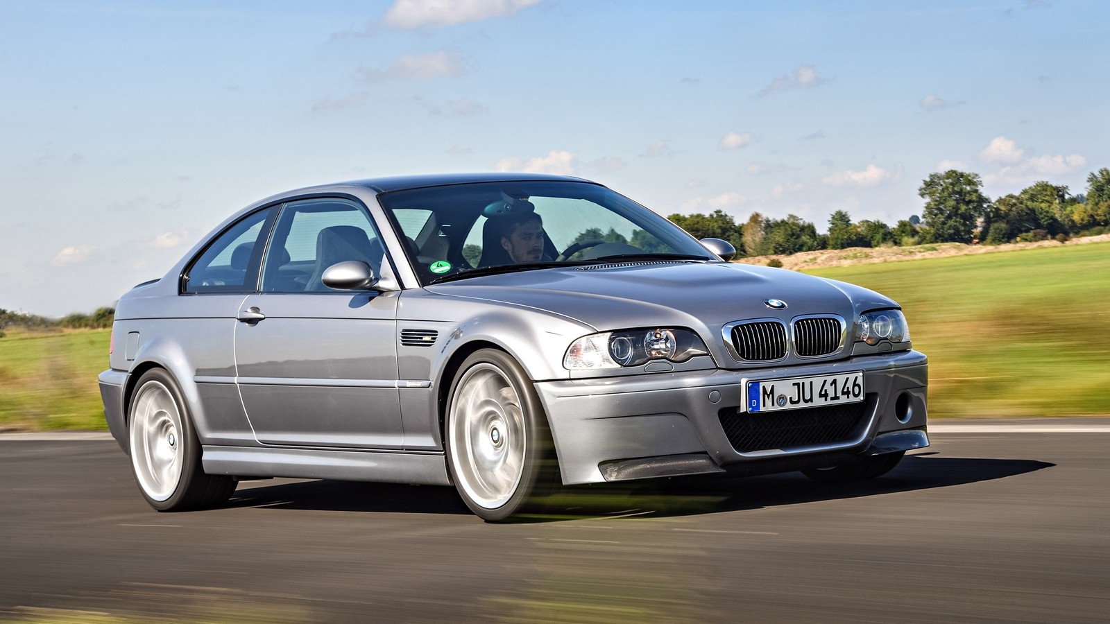 BMW M3 CSL Coupe (E46) '05–12.2003в