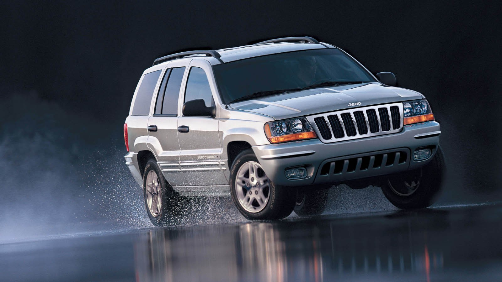 2002 Jeep® Grand Cherokee Special Edition. (March, 2002).