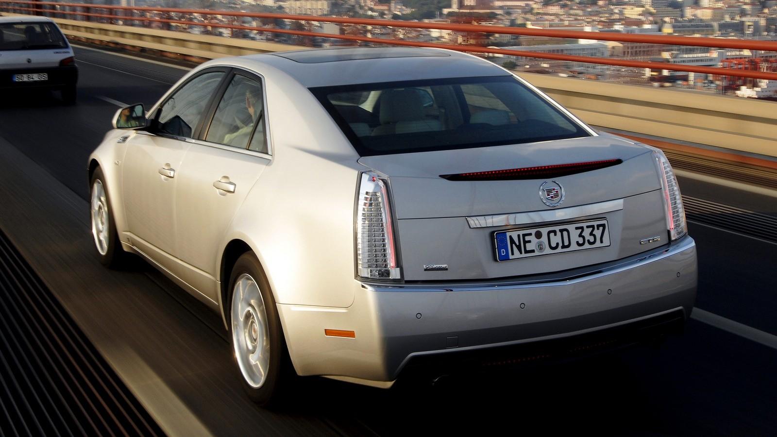 Cadillac CTS Worldwide '2007–11