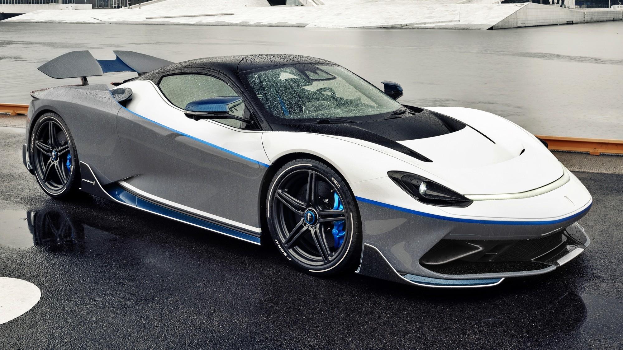 Bugatti останется в составе VW, но перейдёт под контроль Porsche и будет работать с Rimac