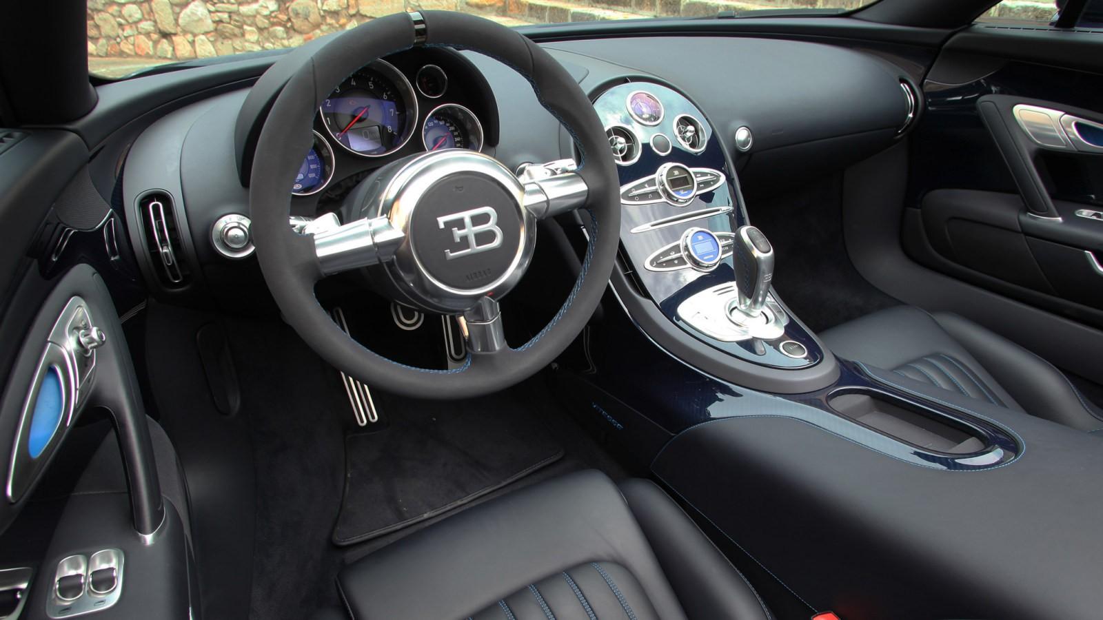 Bugatti Veyron Grand Sport Roadster