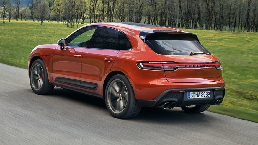 Porsche обновил Macan: компактный кроссовер стал мощнее и быстрее