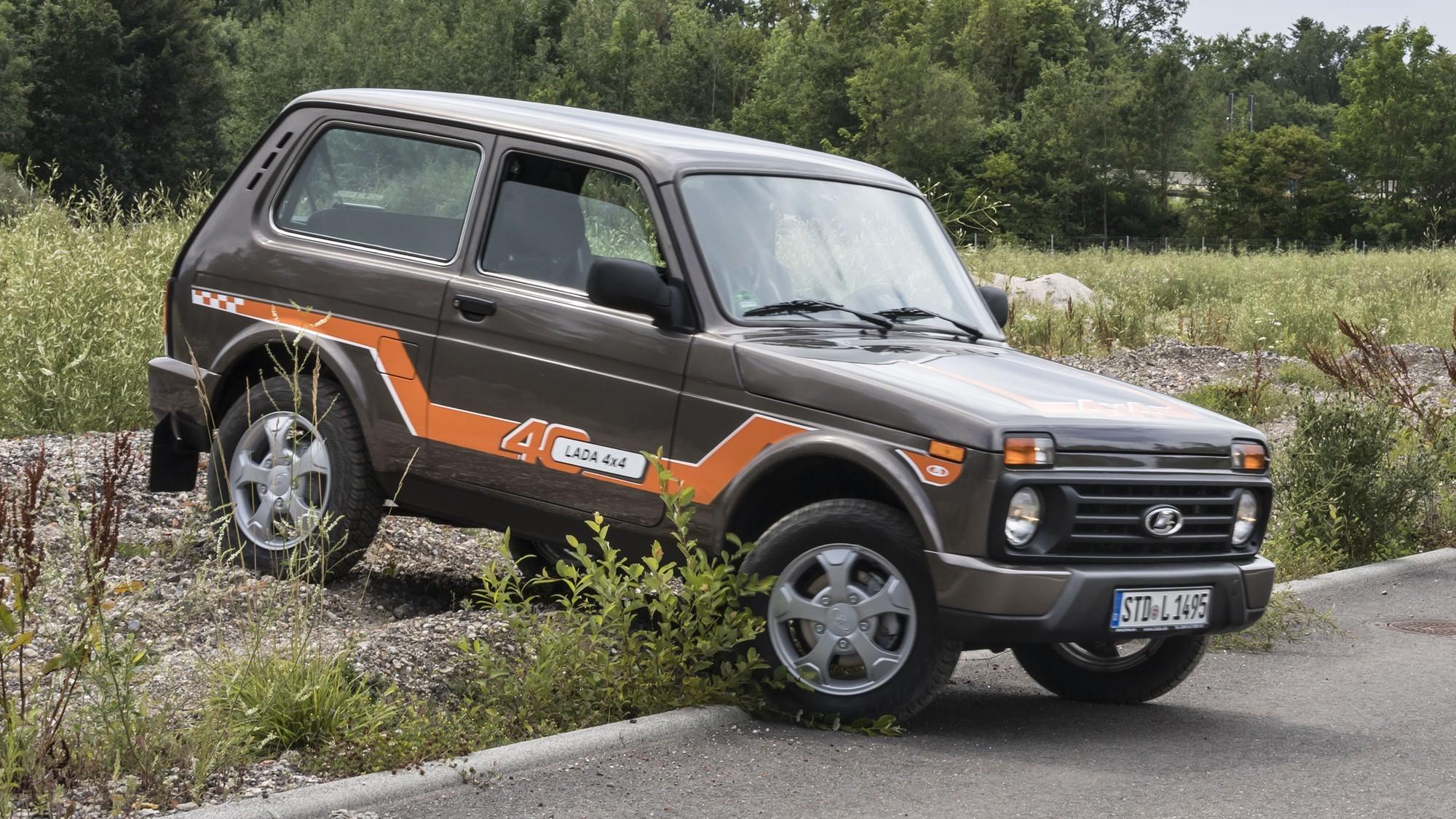 Lada Niva вернётся в Европу и поборется с Land Rover Defender и Suzuki Jimny
