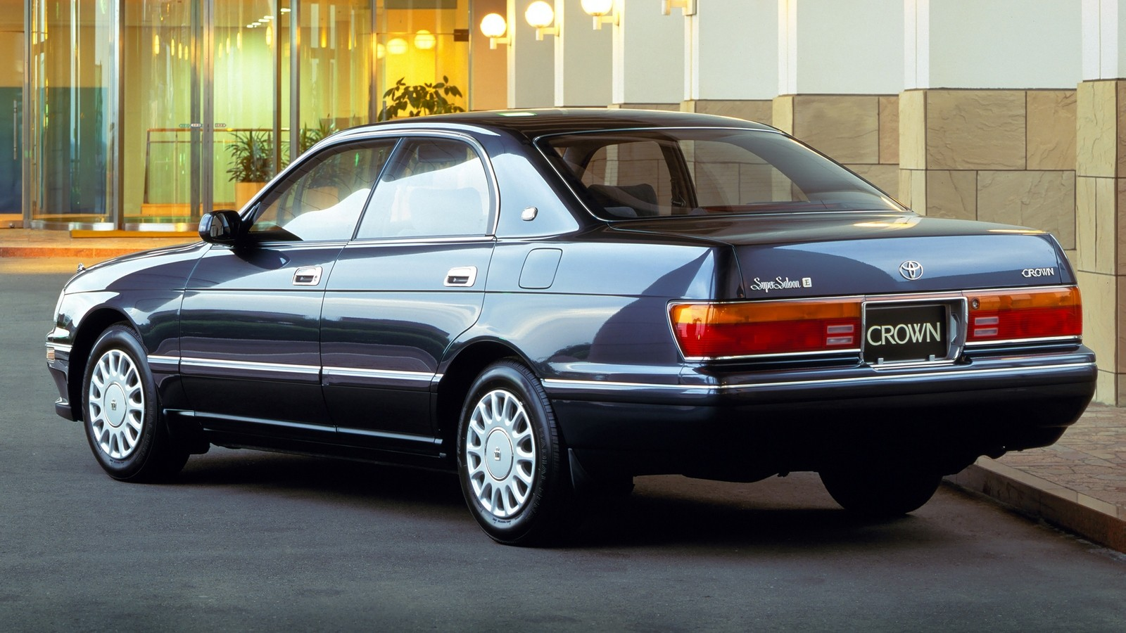 Toyota Crown (S140) '1993–95