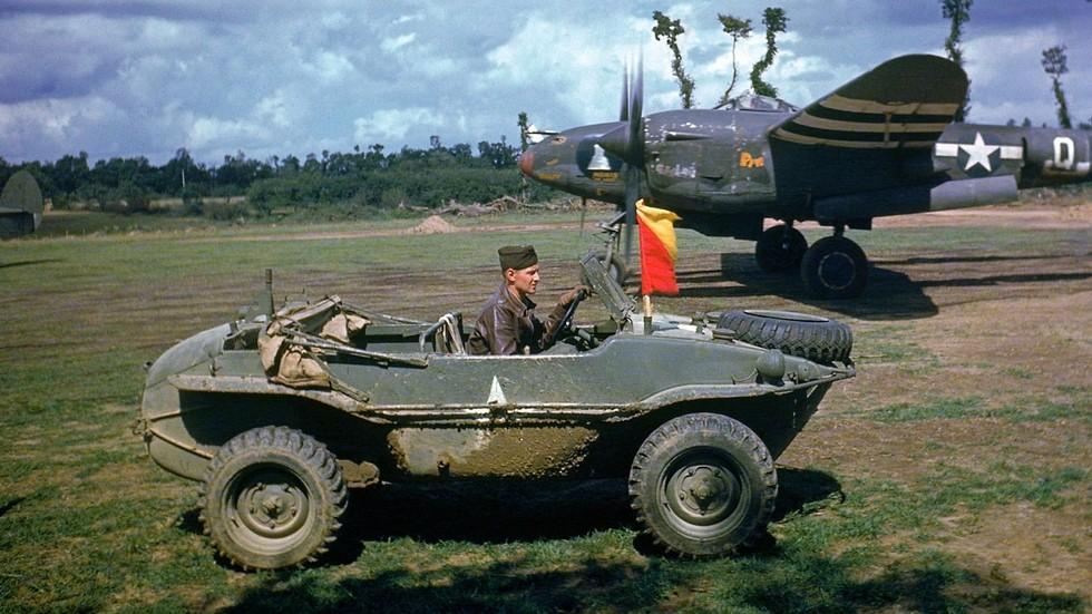 Volkswagen Typ 166 Schwimmwagen '1942–44