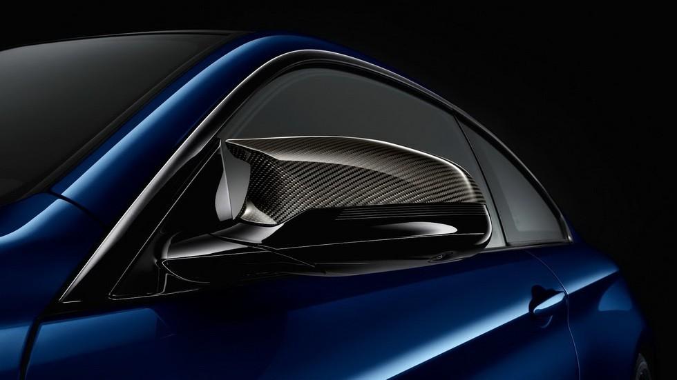 BMW M3 и M4 Heat Edition