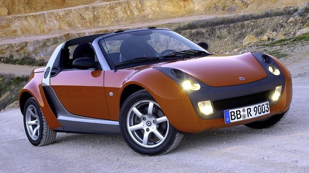 Smart Roadster 2003–05