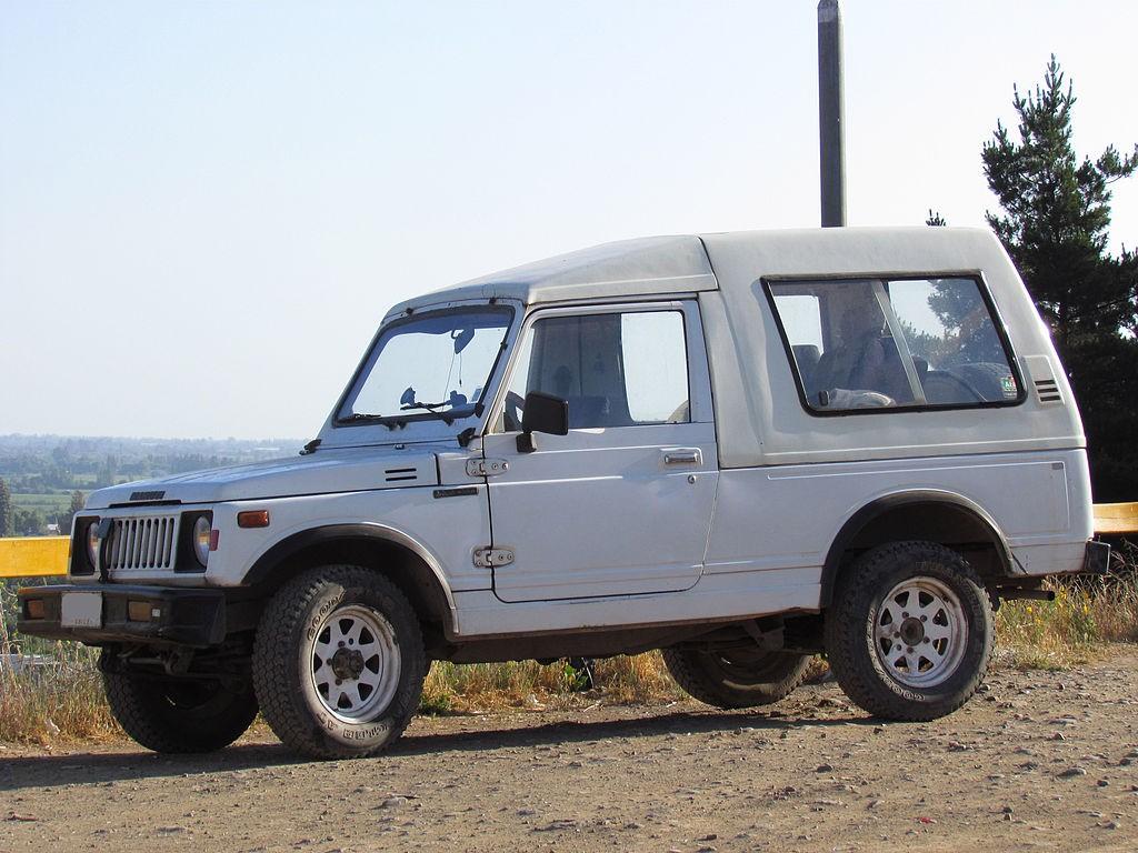 Suzuki Jimny всё-таки растянут и сделают из него индийский бестселлер