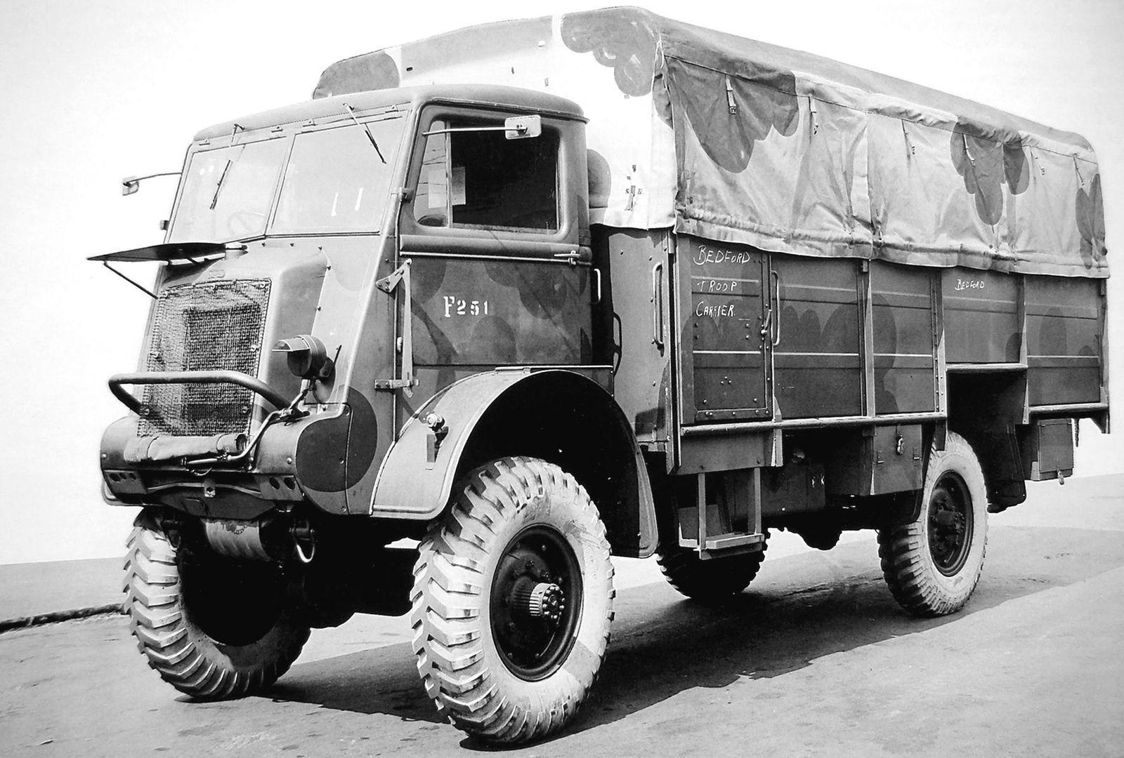 Зря старались: ленд-лизовские вездеходы в Красной Армии