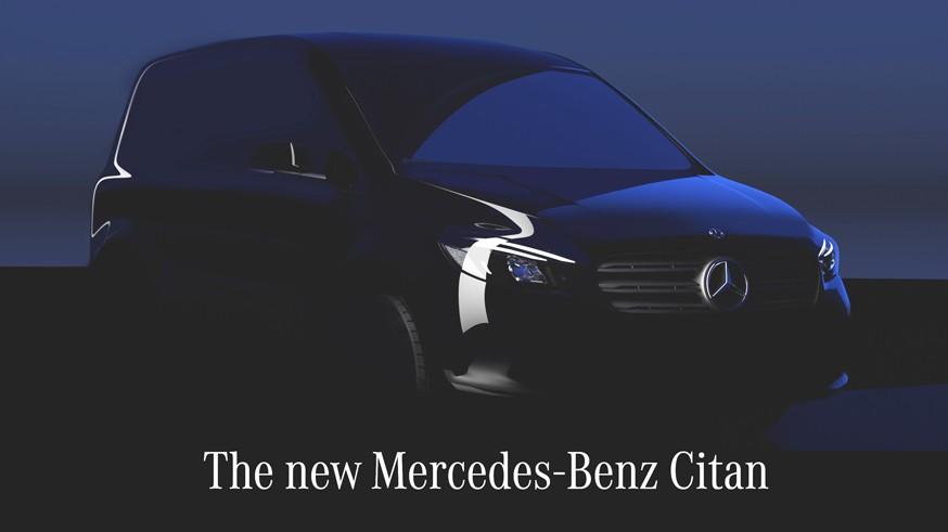 Mercedes-Benz готовится к премьере «близнеца» Renault Kangoo: новый Citan покажут в августе