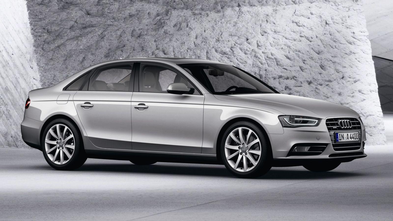 Audi A4 2.0T quattro