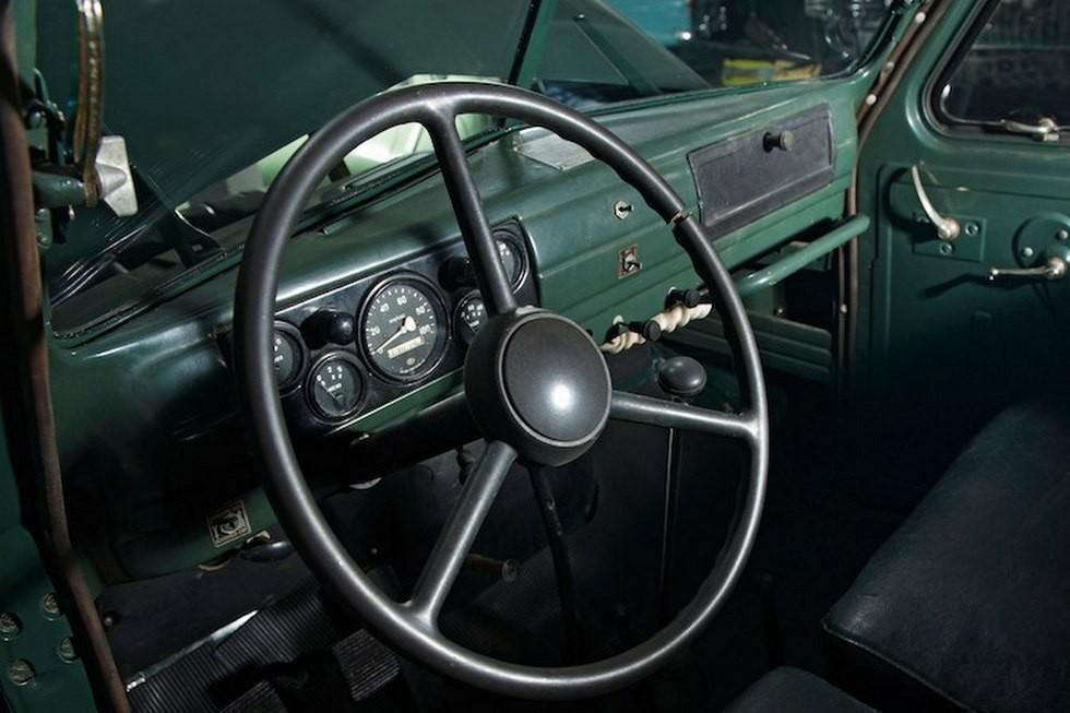ГАЗ-63 руль
