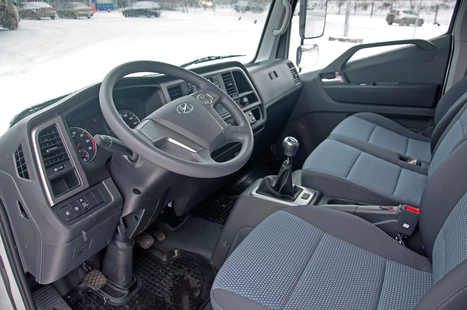Потянем или нет: тест-драйв Hyundai Mighty EX9