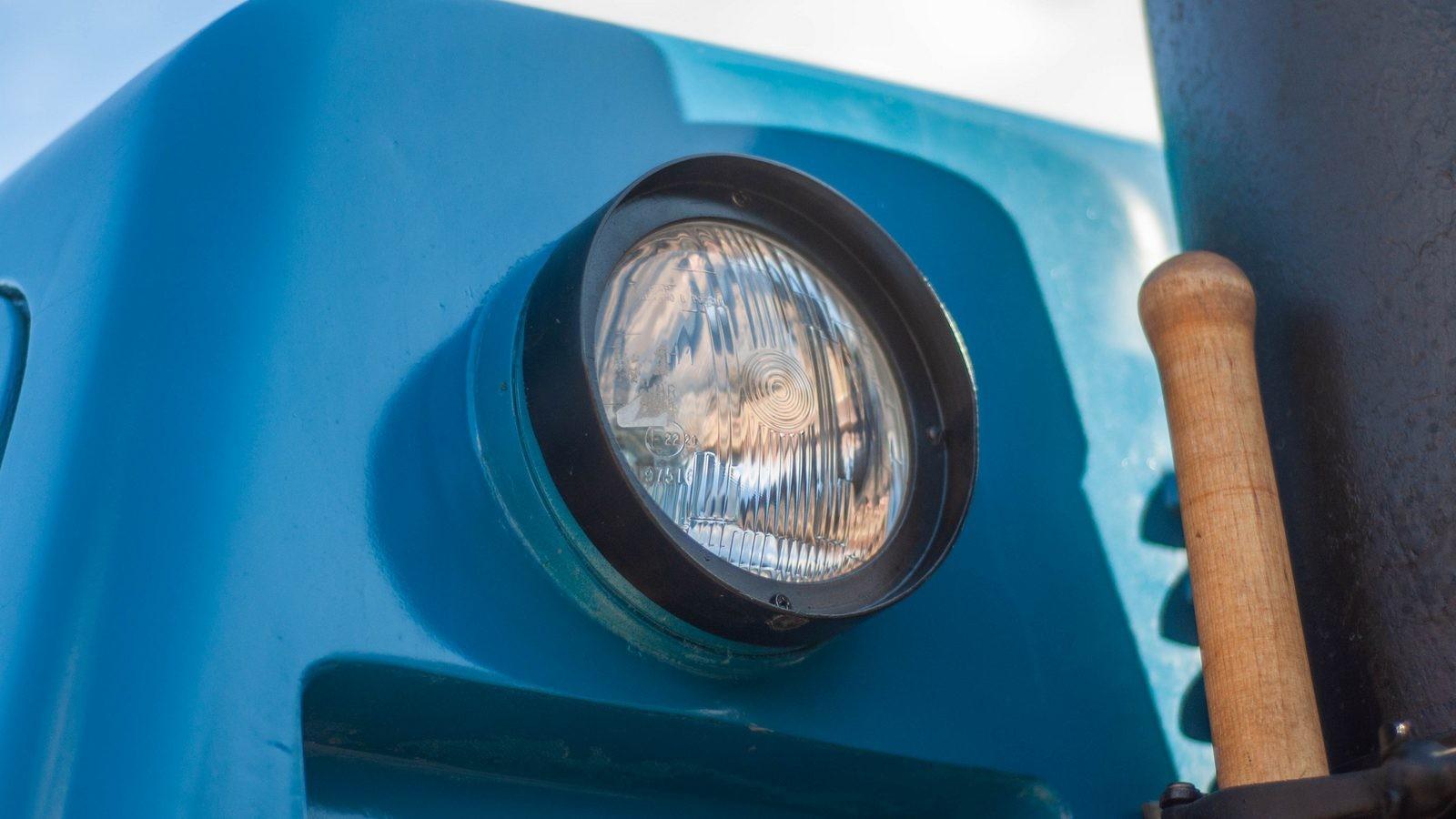 ЗИЛ-49061 Синяя Птица противотуманки