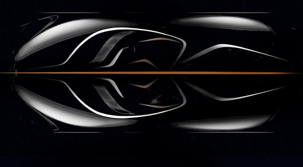 Новый гиперкар McLaren будет иметь посадочную формулу 1+2, то есть позади водителя смогут разместиться два пассажира
