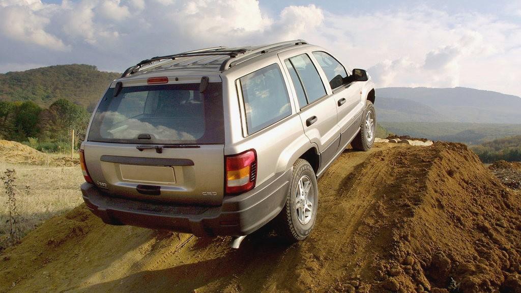 Jeep Grand Cherokee '1999–2003